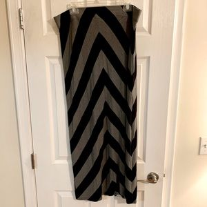 EUC XL Banana Republic Maxi Skirt
